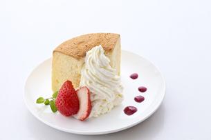ケーキの写真素材 [FYI00037547]