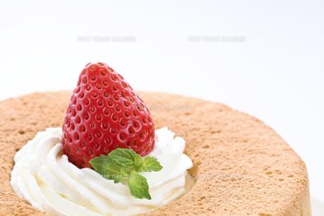 ケーキの写真素材 [FYI00037553]
