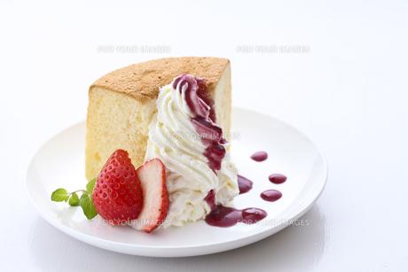 ケーキの写真素材 [FYI00037611]