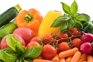 緑黄色野菜の素材 [FYI00037665]
