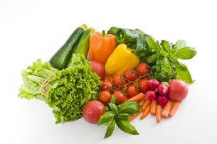 野菜の写真素材 [FYI00037670]