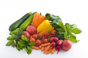 野菜の写真素材 [FYI00037678]