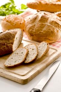 パンの写真素材 [FYI00037741]