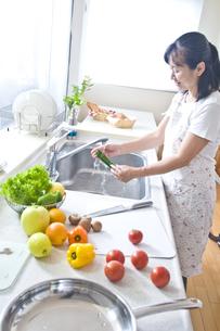 キッチンの写真素材 [FYI00037859]