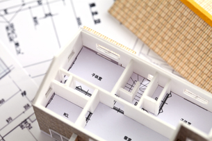 家の写真素材 [FYI00037996]