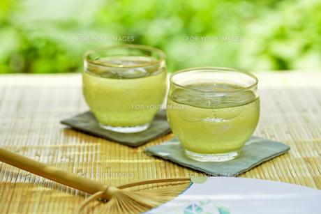 冷茶の写真素材 [FYI00038153]