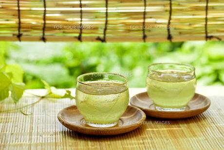 冷茶の写真素材 [FYI00038157]