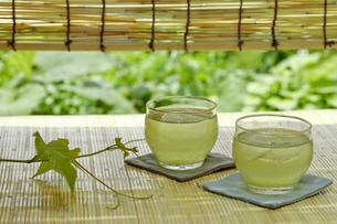 冷茶の写真素材 [FYI00038159]
