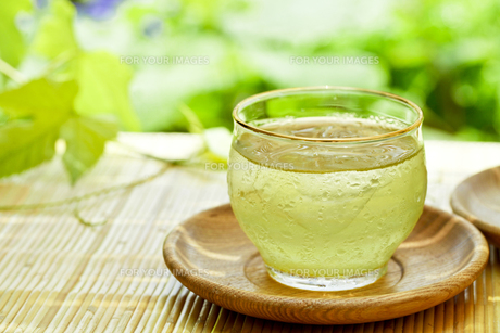 冷茶の写真素材 [FYI00038167]