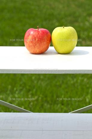 リンゴの写真素材 [FYI00038290]