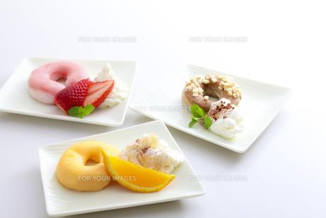デザートの写真素材 [FYI00038335]