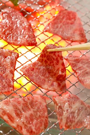 焼き肉の写真素材 [FYI00038409]