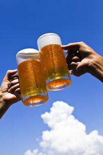 生ビールの写真素材 [FYI00038592]