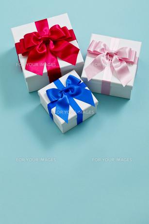 プレゼントの写真素材 [FYI00038683]