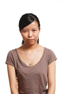 若い女性の写真素材 [FYI00038786]