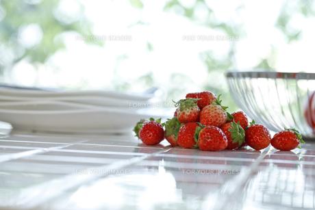 苺の写真素材 [FYI00038819]