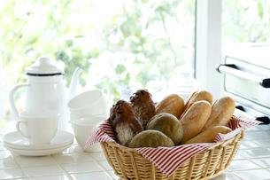 パンの写真素材 [FYI00038842]