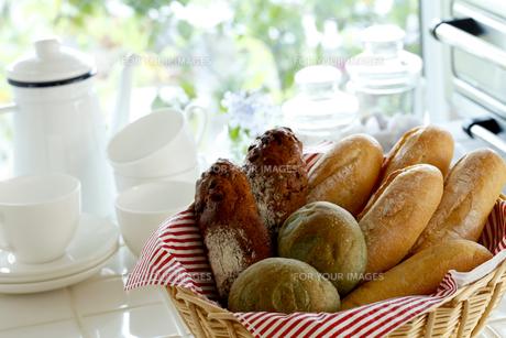 パンの写真素材 [FYI00038851]