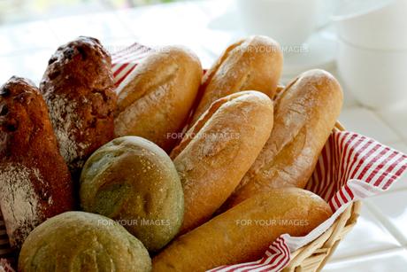 パンの写真素材 [FYI00038855]
