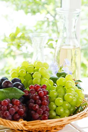 葡萄の素材 [FYI00038862]