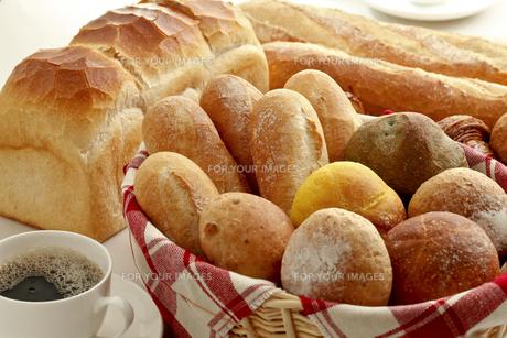 パン集合の素材 [FYI00038961]