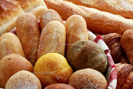 パン集合の写真素材 [FYI00038963]