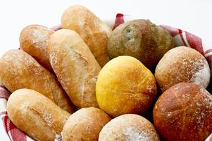 パン集合の写真素材 [FYI00038965]