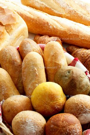 パン集合の素材 [FYI00038967]