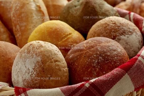 パン集合の写真素材 [FYI00038970]