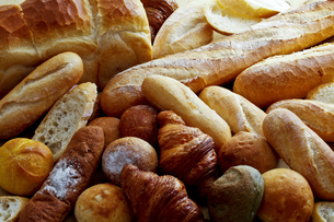 パン集合の素材 [FYI00038993]