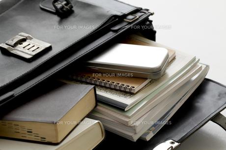 学生鞄の写真素材 [FYI00038997]