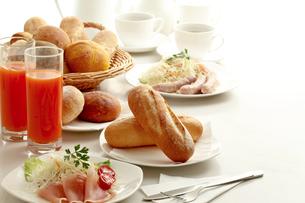 朝食の写真素材 [FYI00038999]