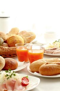 朝食の写真素材 [FYI00039000]