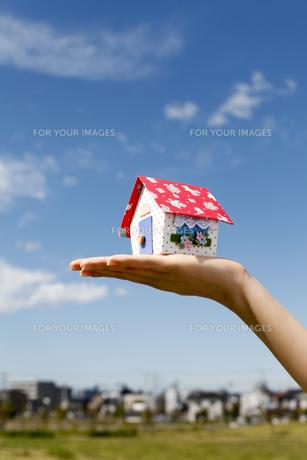 かわいい家の素材 [FYI00039063]