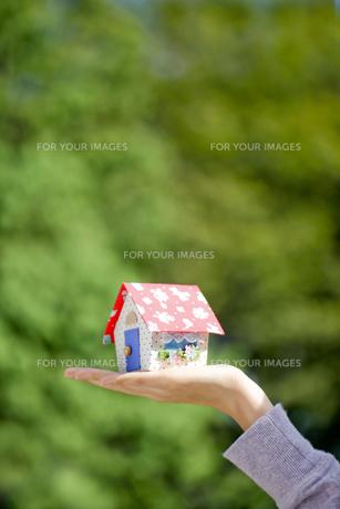 かわいい家の素材 [FYI00039085]
