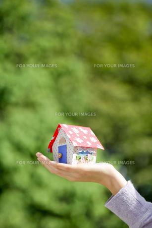 かわいい家の素材 [FYI00039095]