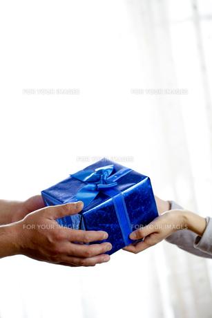 プレゼントの写真素材 [FYI00039105]