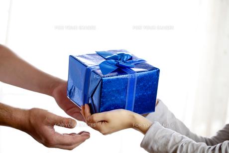 プレゼントの写真素材 [FYI00039143]