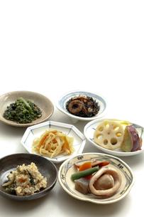惣菜の写真素材 [FYI00039150]