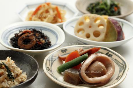 惣菜の写真素材 [FYI00039156]