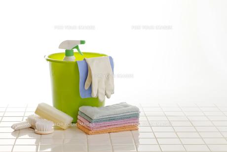 掃除道具の素材 [FYI00039161]