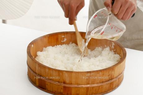 酢飯の素材 [FYI00039223]
