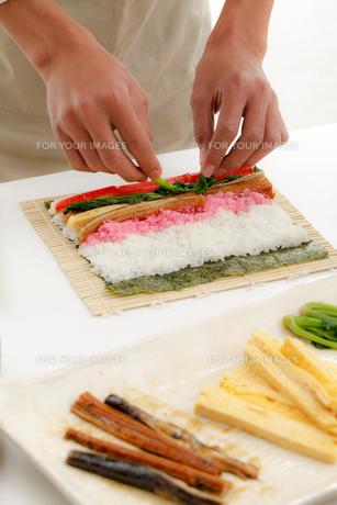 寿司の素材 [FYI00039227]