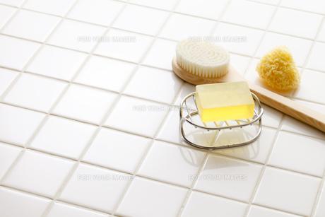 入浴の写真素材 [FYI00039341]