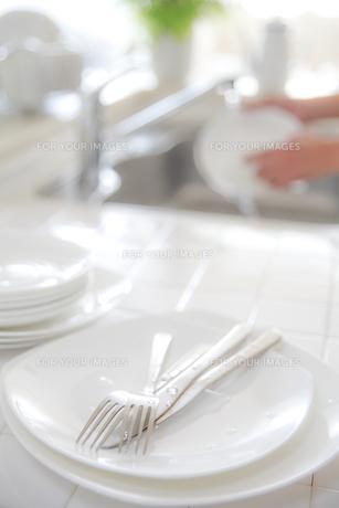 キッチンの写真素材 [FYI00039356]