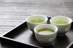 緑茶の写真素材 [FYI00039373]
