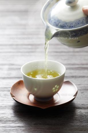 緑茶の素材 [FYI00039380]