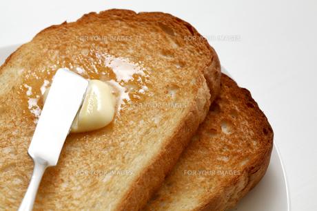 トーストの素材 [FYI00039390]