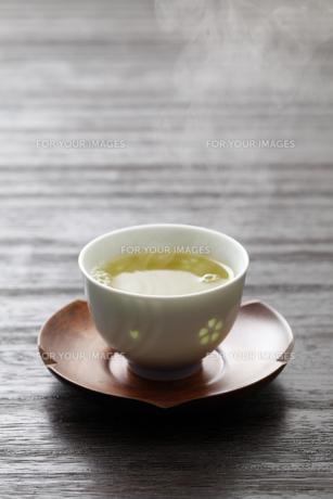 緑茶の写真素材 [FYI00039392]