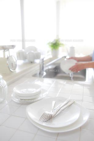 キッチンの写真素材 [FYI00039395]
